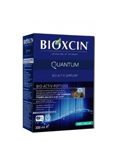 Bioxcin BIOXCIN Quantum Şampuan 300 ml - Yağlı Saçlar Renksiz